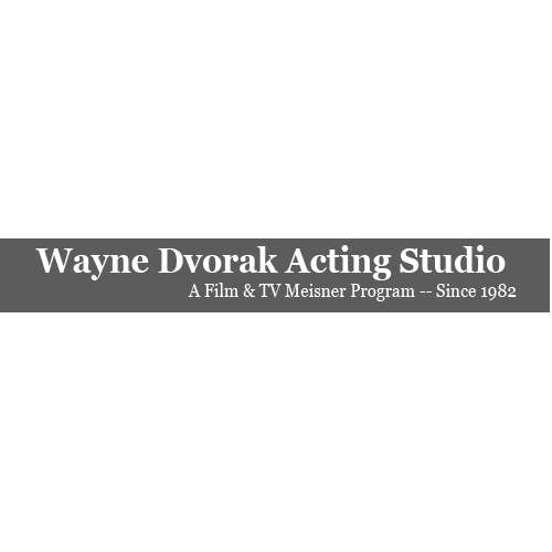 Wayne Dvorak Acting Studio