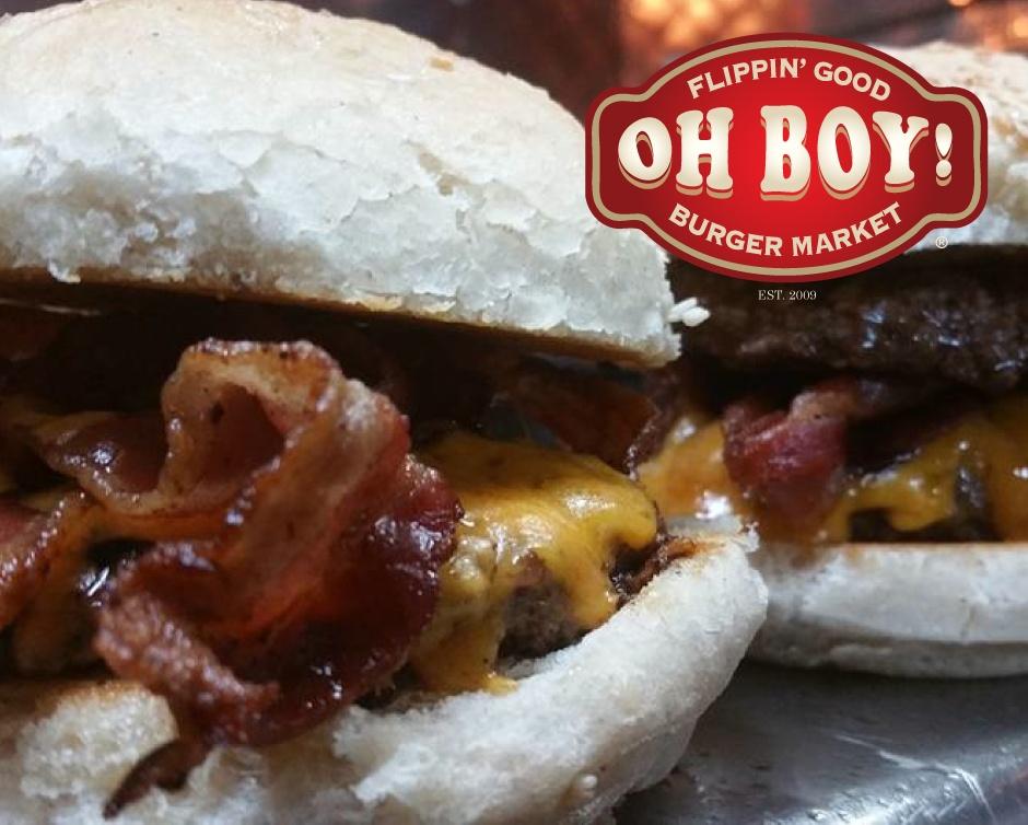 Oh Boy! Burger Market