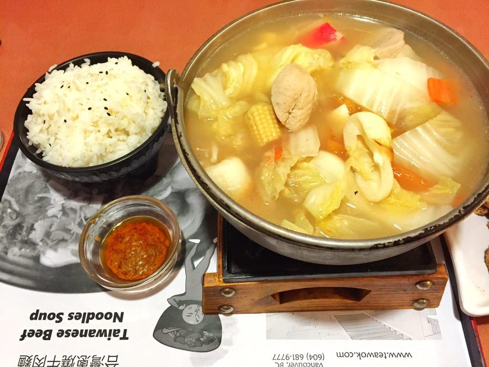 Tea Wok Asian Cuisine
