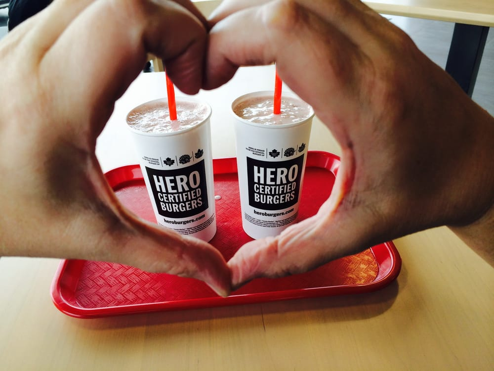 Hero Certified Burgers - Church & Wellesley