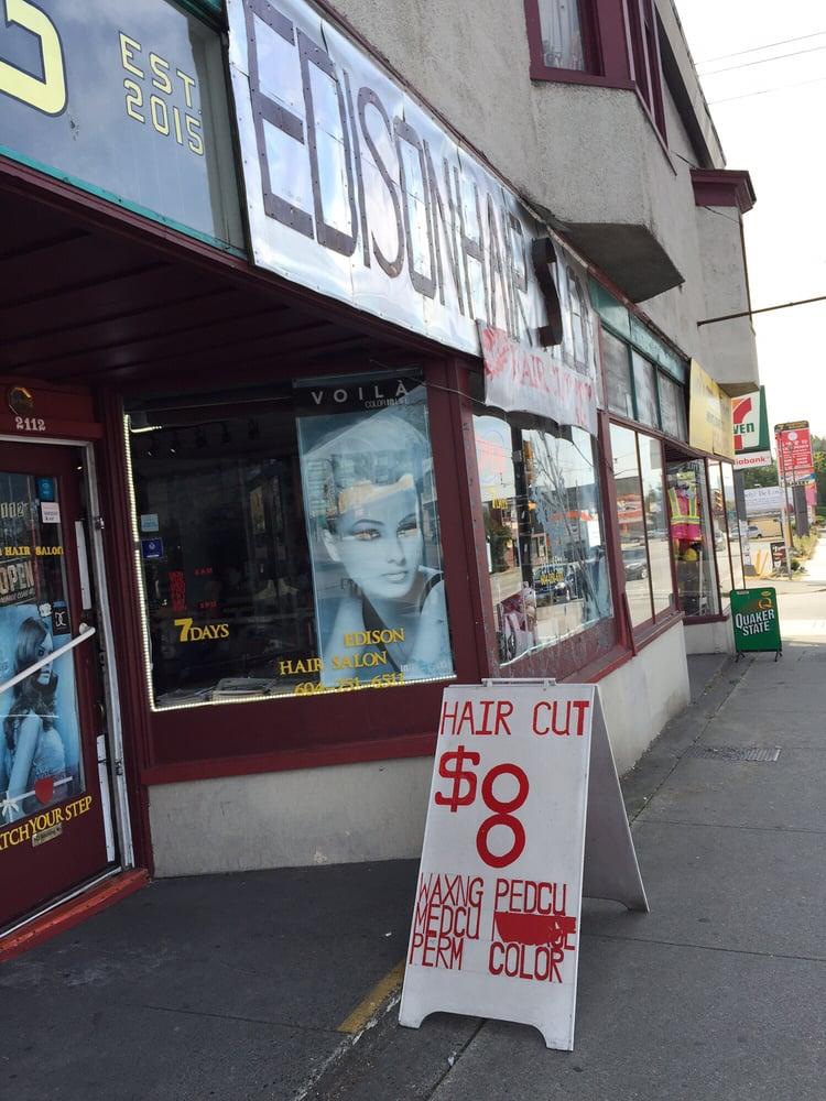 Edison's Hair Salon