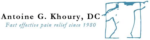 Antoine G. Khoury, DC