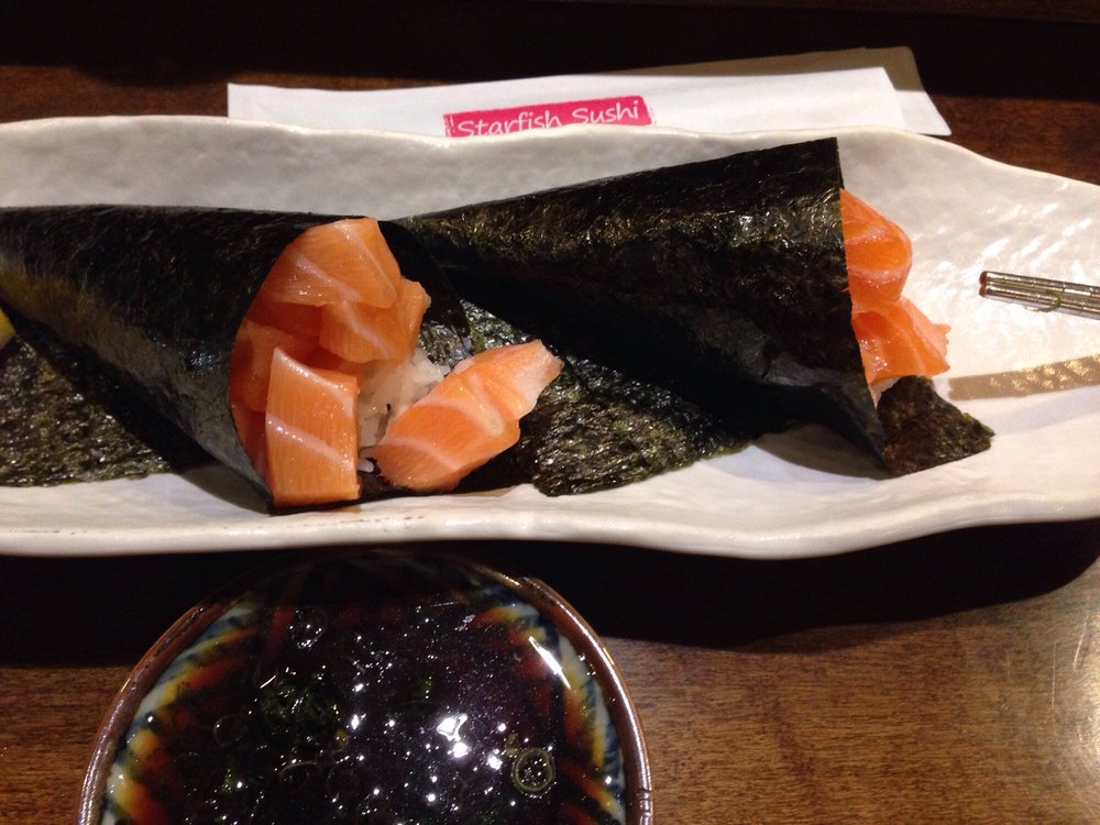 Starfish Sushi