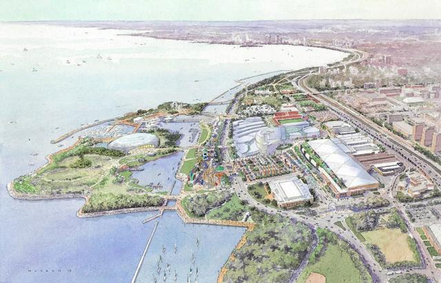 MGM-Cadillac Fairview Casino Proposal for Exhibition Place