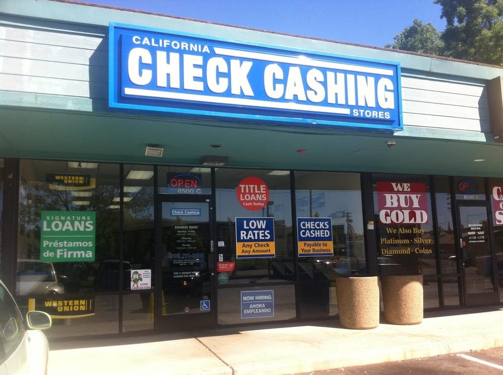 Post dating check california