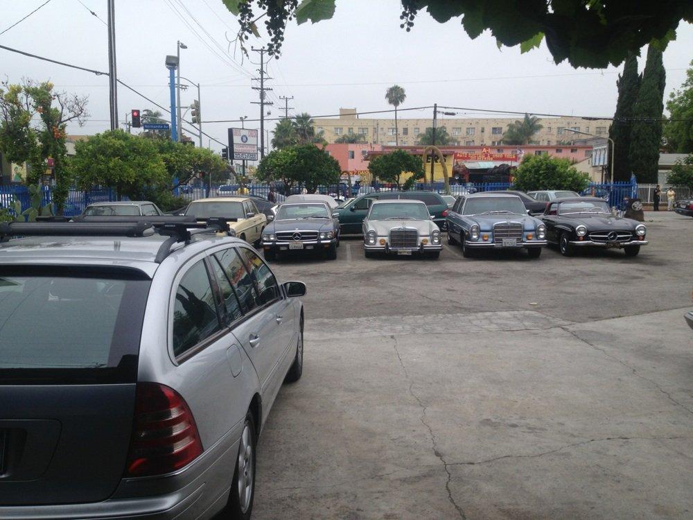 Vaco Mercedes Benz Service