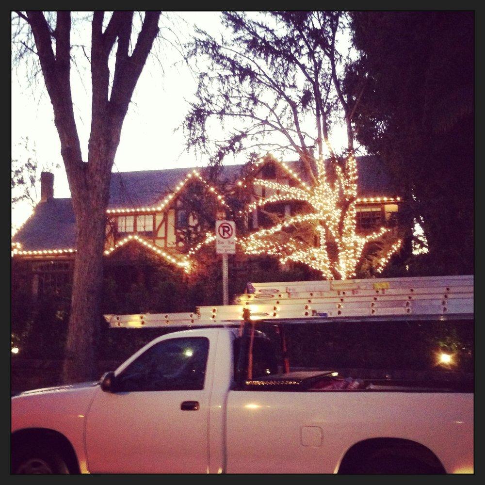 Tinsel Town Lights - Holiday Lighting