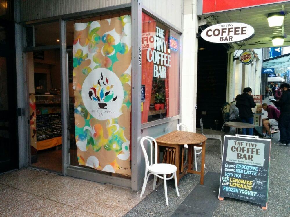 The Tiny Coffee Bar