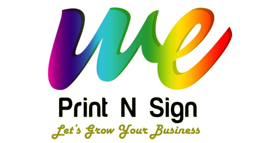We Print n Sign