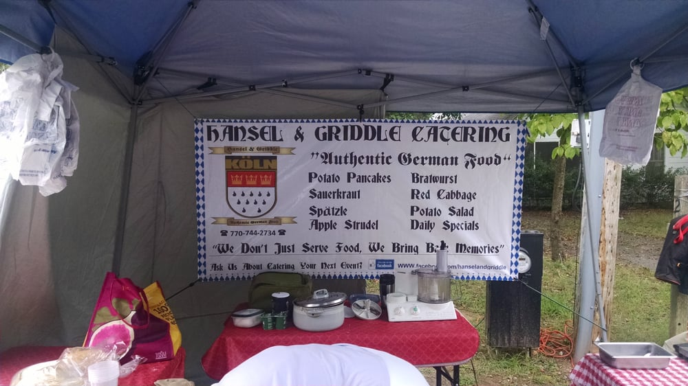 Hansel and Griddle Catering