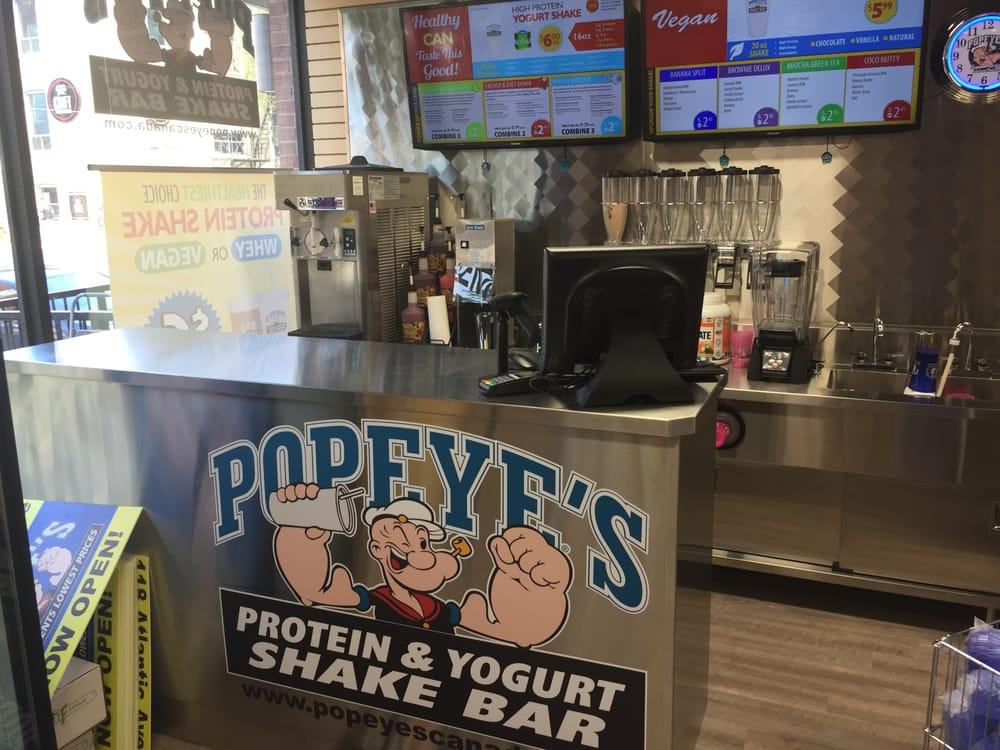 Popeye's Supplements Liberty Village