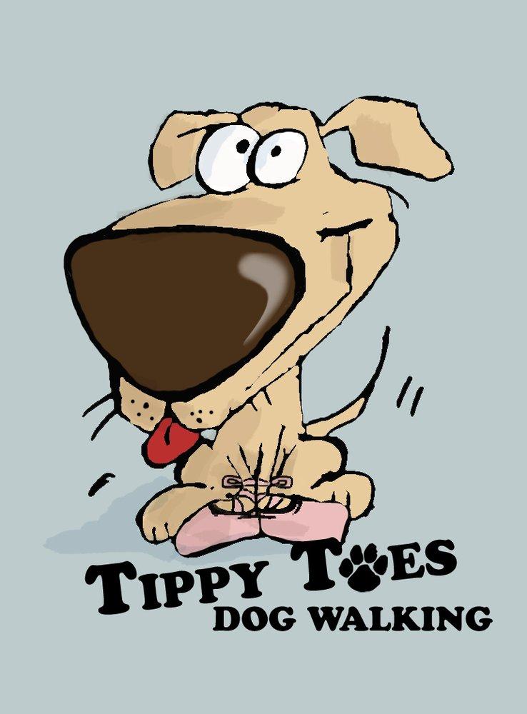 Tippy Toes Dog Walking