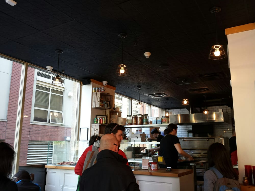 Straight Outta Brooklyn NYC Pizzeria