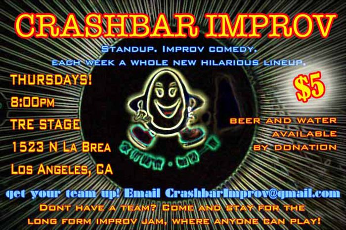Crashbar Improv