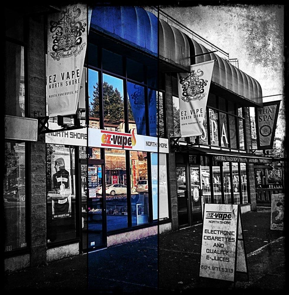 EZ-Vape North Shore, Coffee & Tea Shops in Hamilton - Parkbench