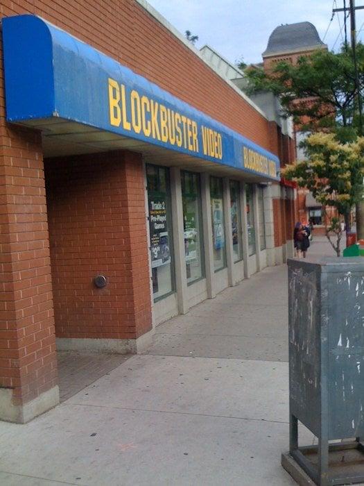 Blockbuster Video Canada