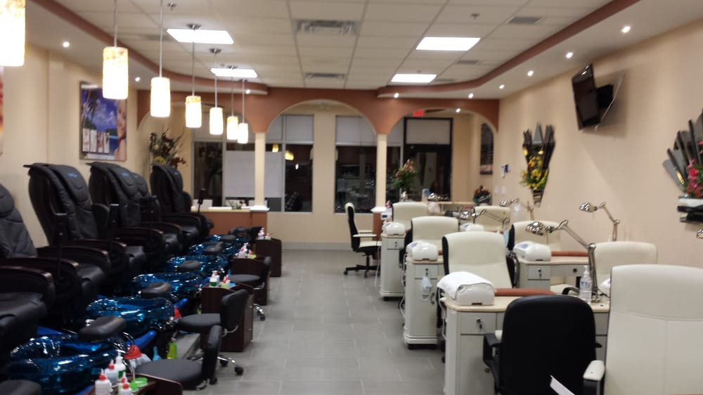 Nice For You Nails and Spa, Nail Care in Ottawa - Parkbench