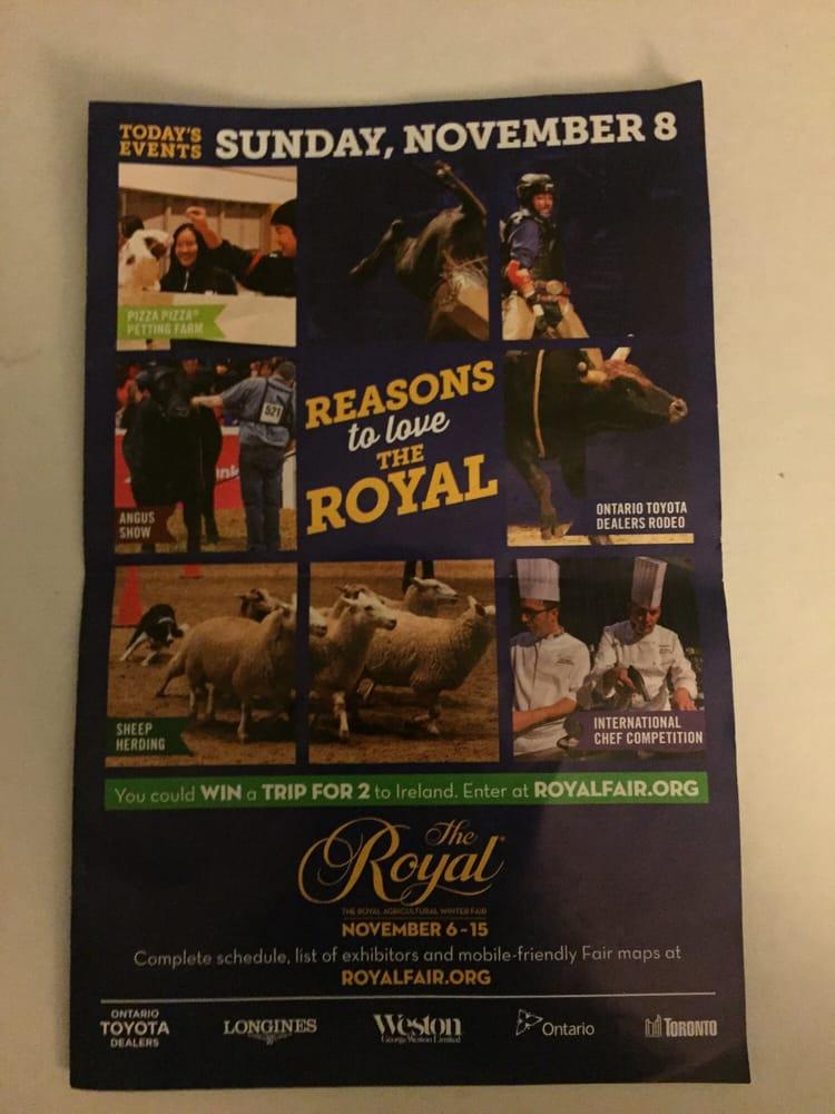 The Royal Agricultural Winter Fair