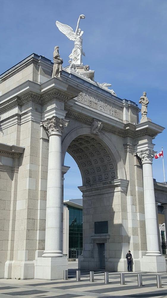 Princes' Gate