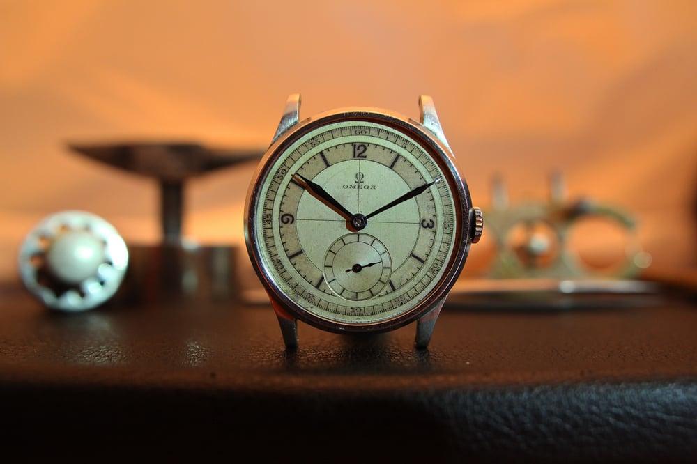 The German Watchmaker