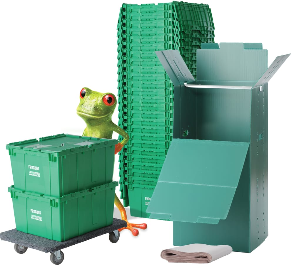 Frogbox Vancouver