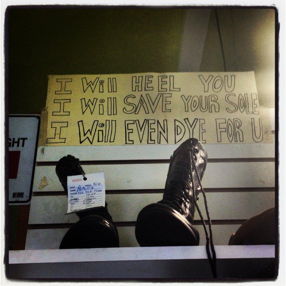Los Feliz Shoe Repair
