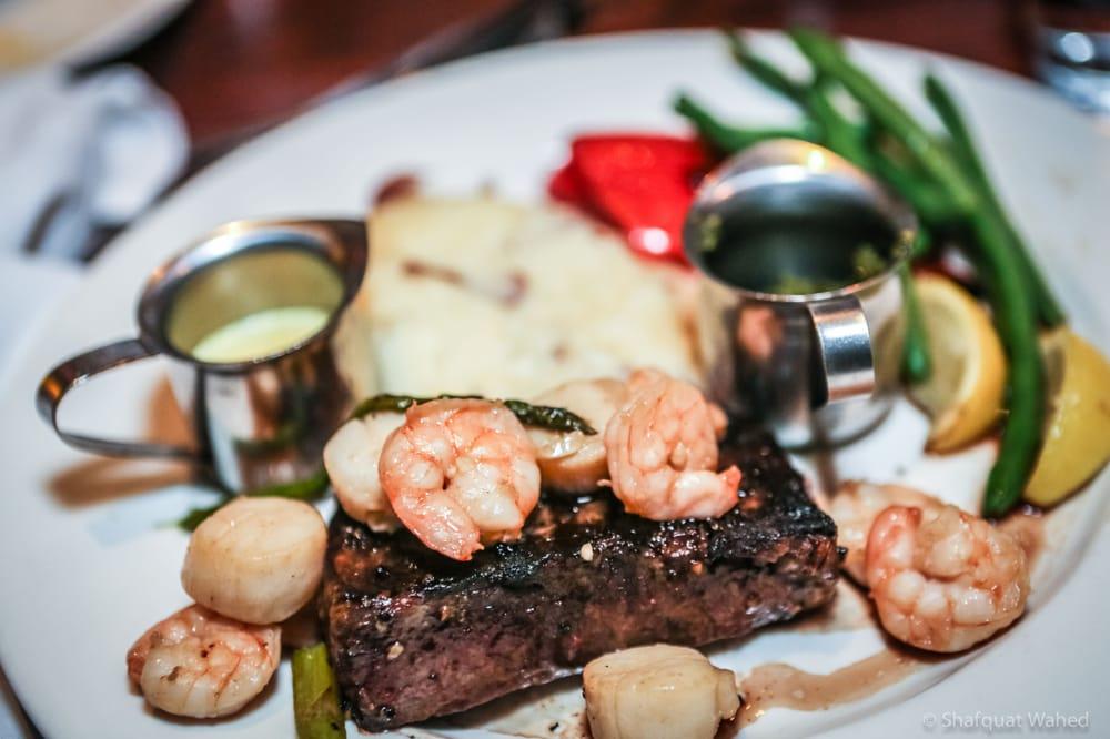 The Keg Steakhouse + Bar - Mansion