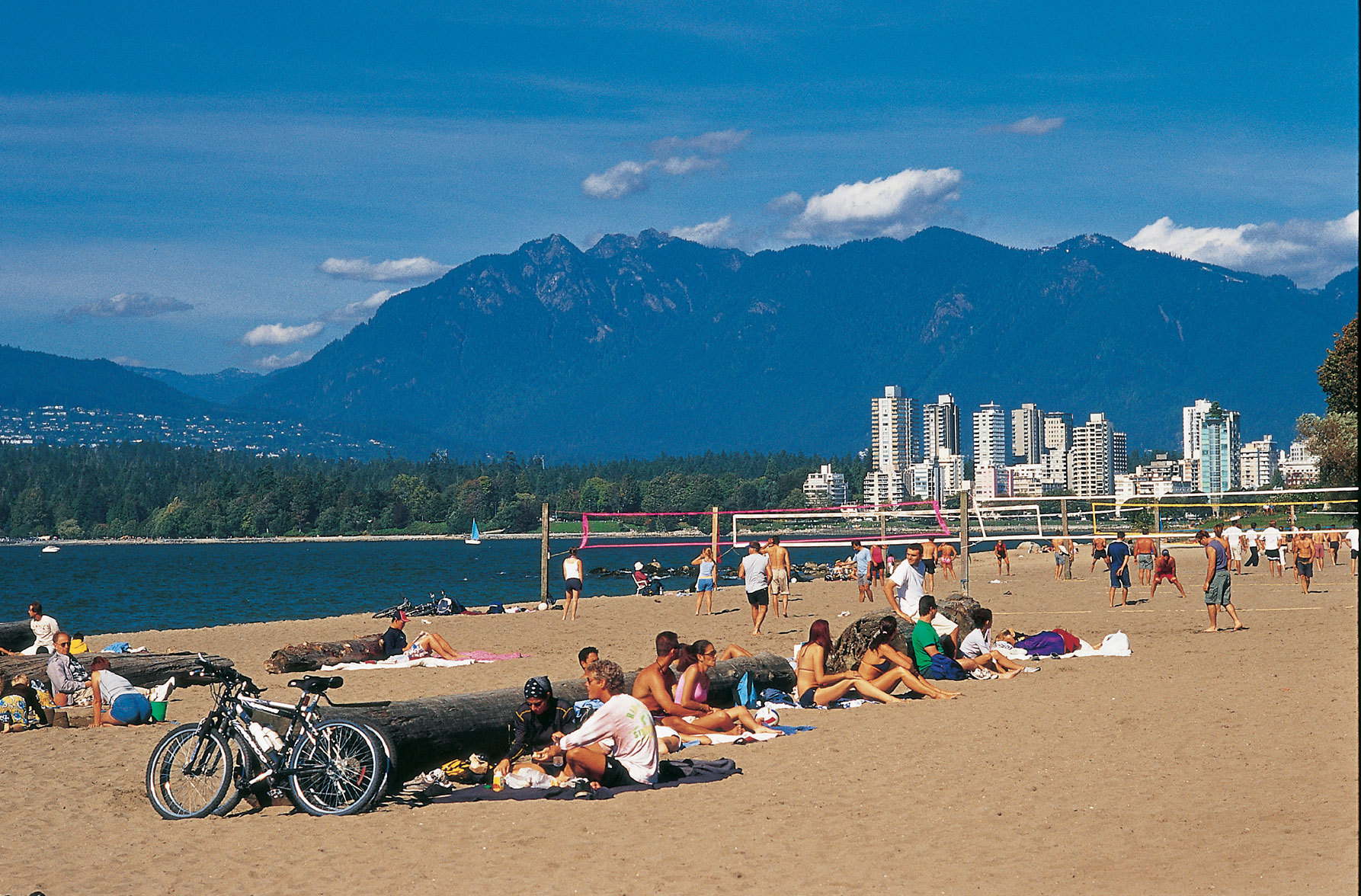 Top  Beaches To Visit In Vancouver