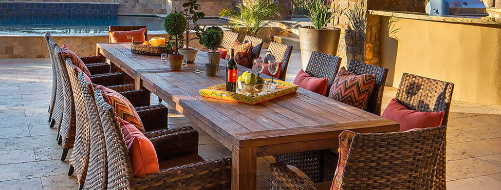 Like Sunset Patio, Paddy Ou0027 Furniture Specializes In Patio Furniture Only.  Established In 1988, They Are Dedicated To Embracing Life Outdoors And  Creating ...