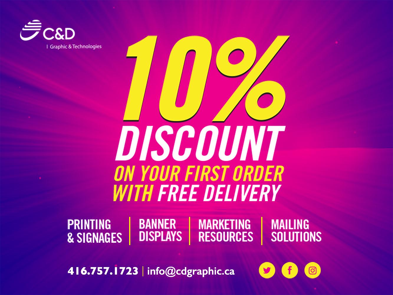 C&D Graphic & Technologies Services Inc.