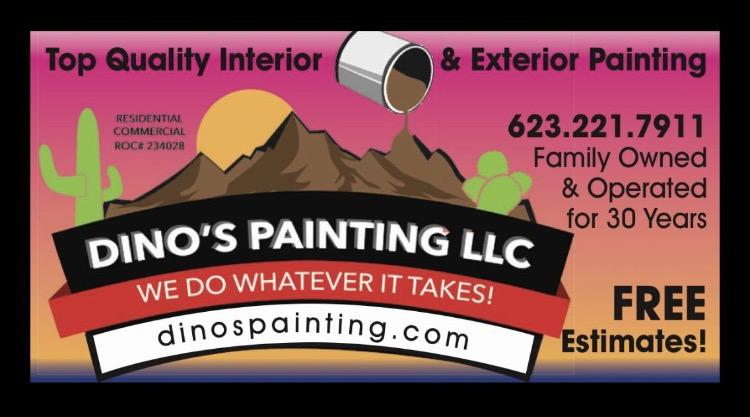 Dinos Painting LLC