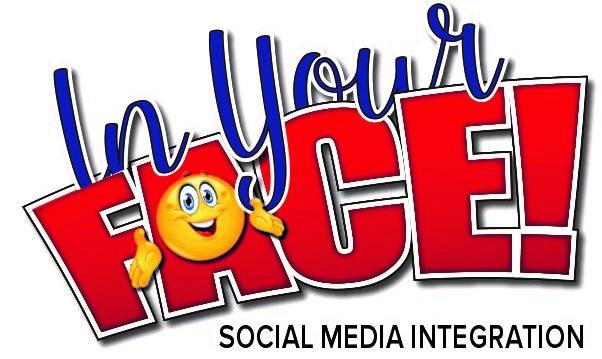 InYourFace Social Media Integration