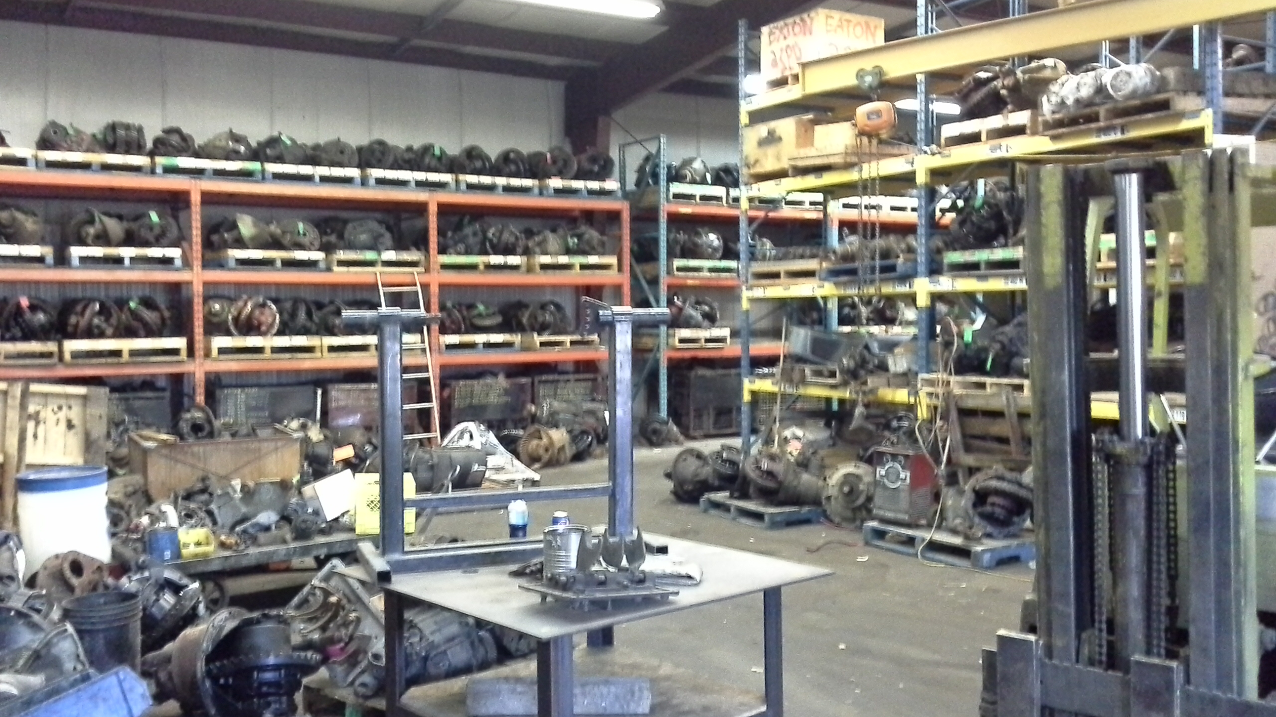 Badger Truck Parts in Sturgeon County, Bon Accord, Gibbons, Morinville and Redwater, meet the Owner Dena and Leo Panchyshyn
