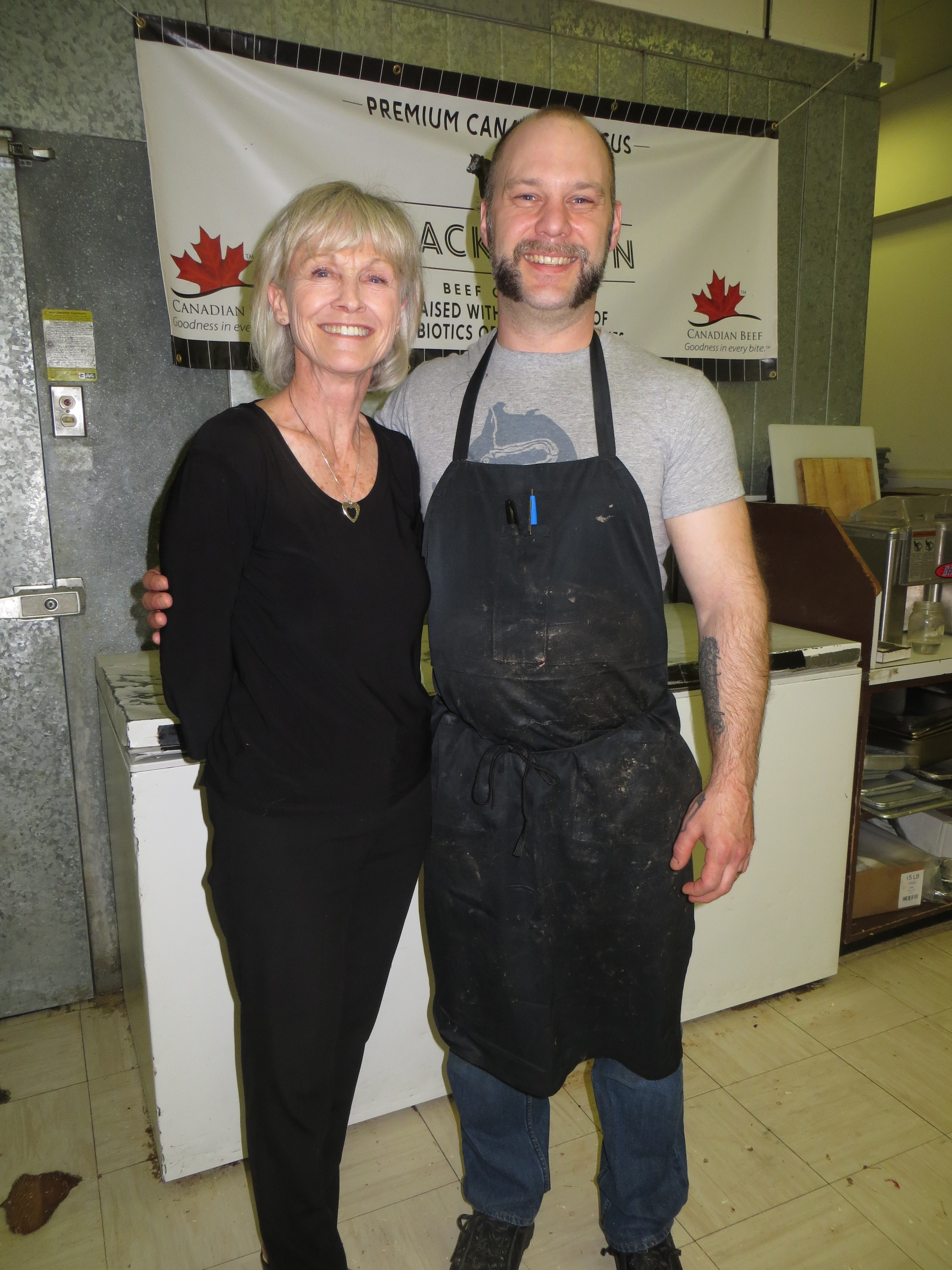 Acme Meat Market in Ritchie, meet the Owner Corey Meyer