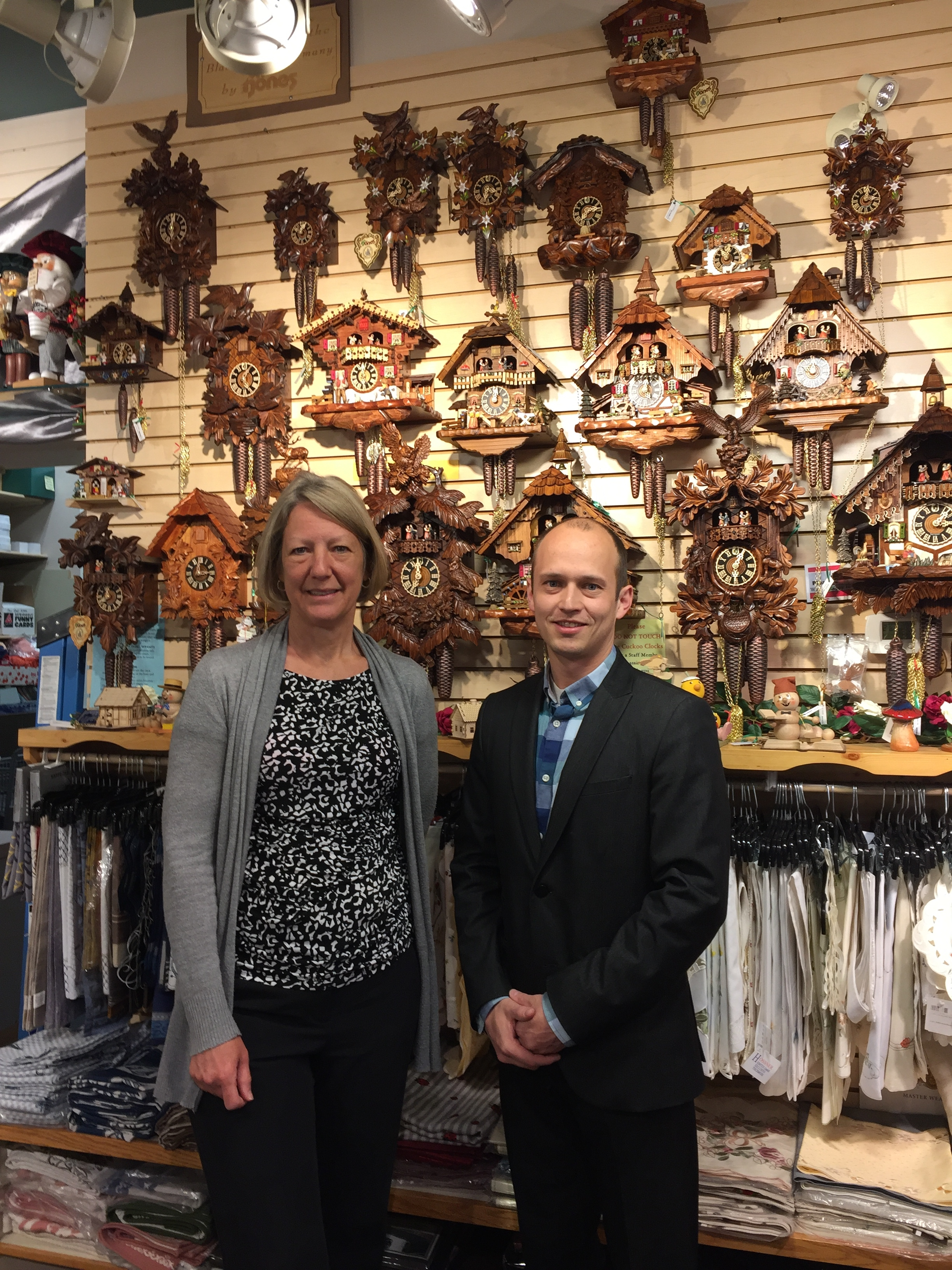 Edelweiss Imports Ltd in Capitol Hill, meet the Owner Marianne Kundert