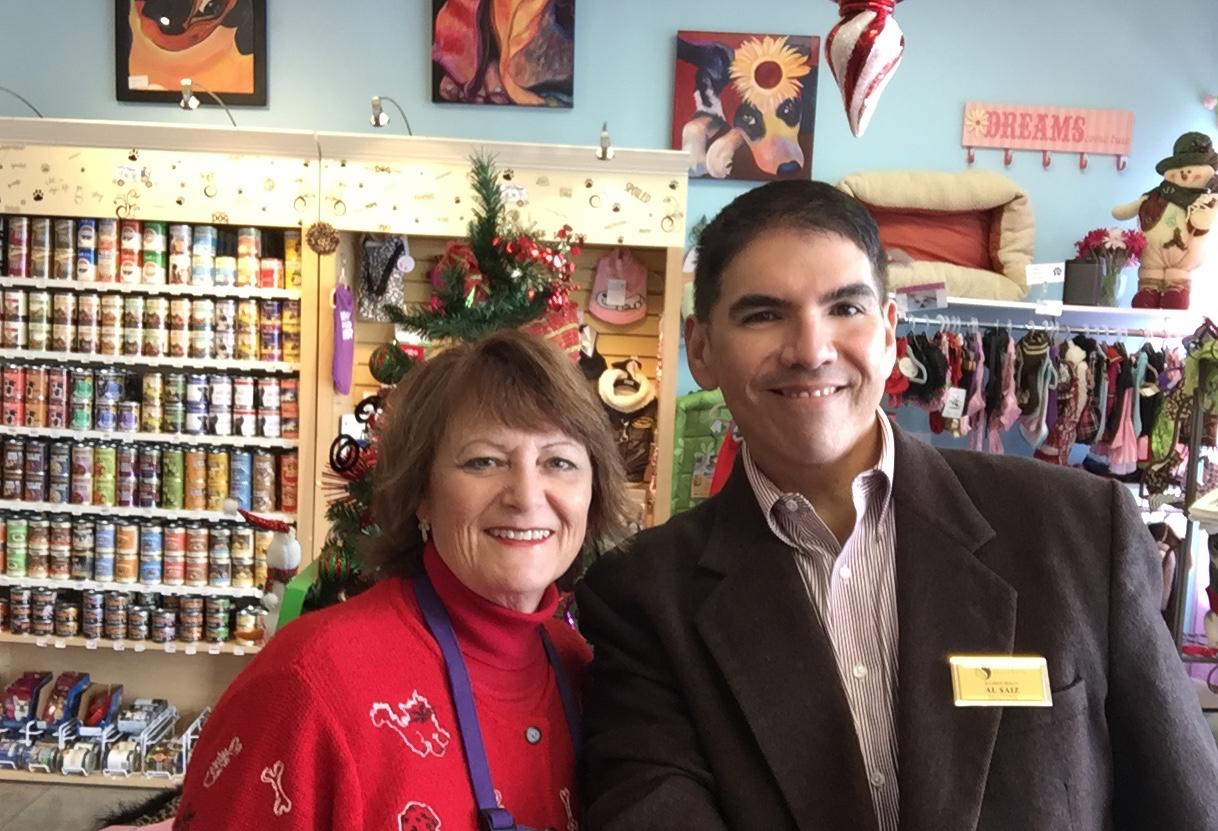 Furry Friends Inc. in Briargate, meet the CEO & Founder Debbie Brookham