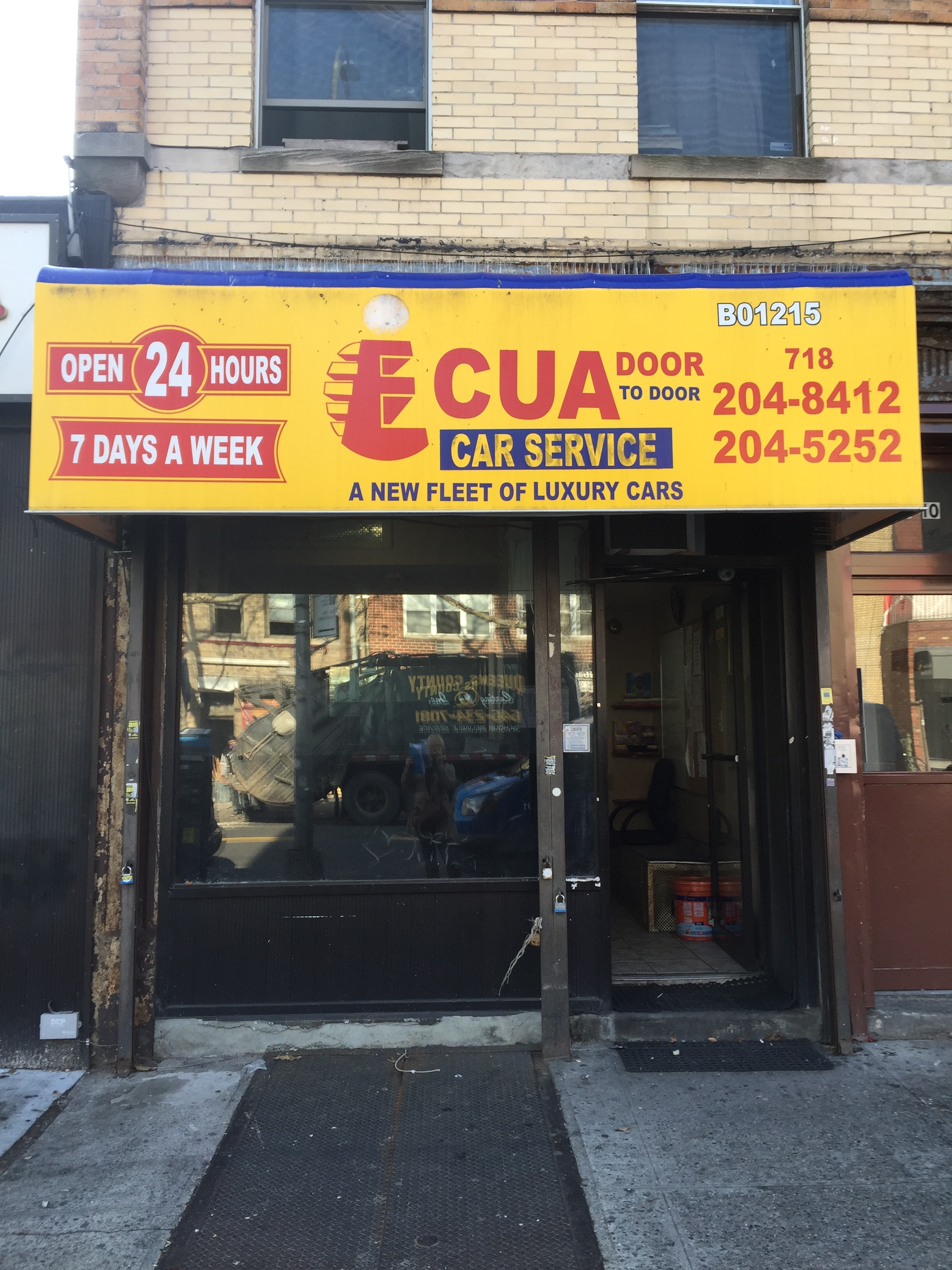 EQUA CAR AND LIMO SERVICE in East Astoria, NY, meet the OWNER BERTAH SOLIS