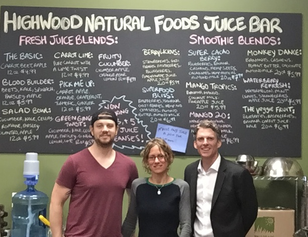 Highwood Natural Foods in High River, meet the Owners Brenda and James Shaw