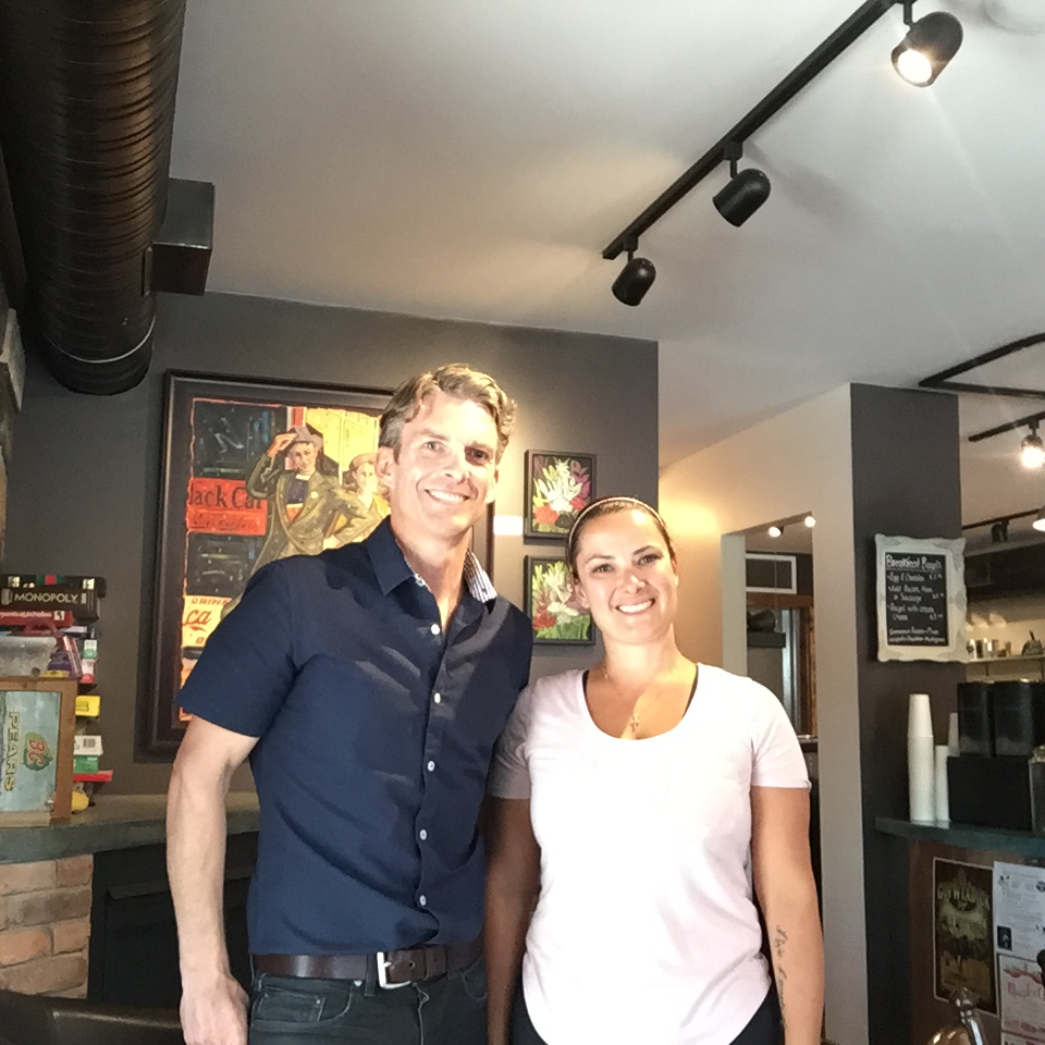 Fatcat Fitness in High River, meet the Owner Shannon Penner