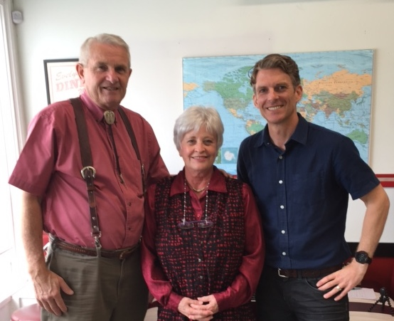 Good Company Travel Inc. in High River, meet the Owners Jim and Donna Thompson
