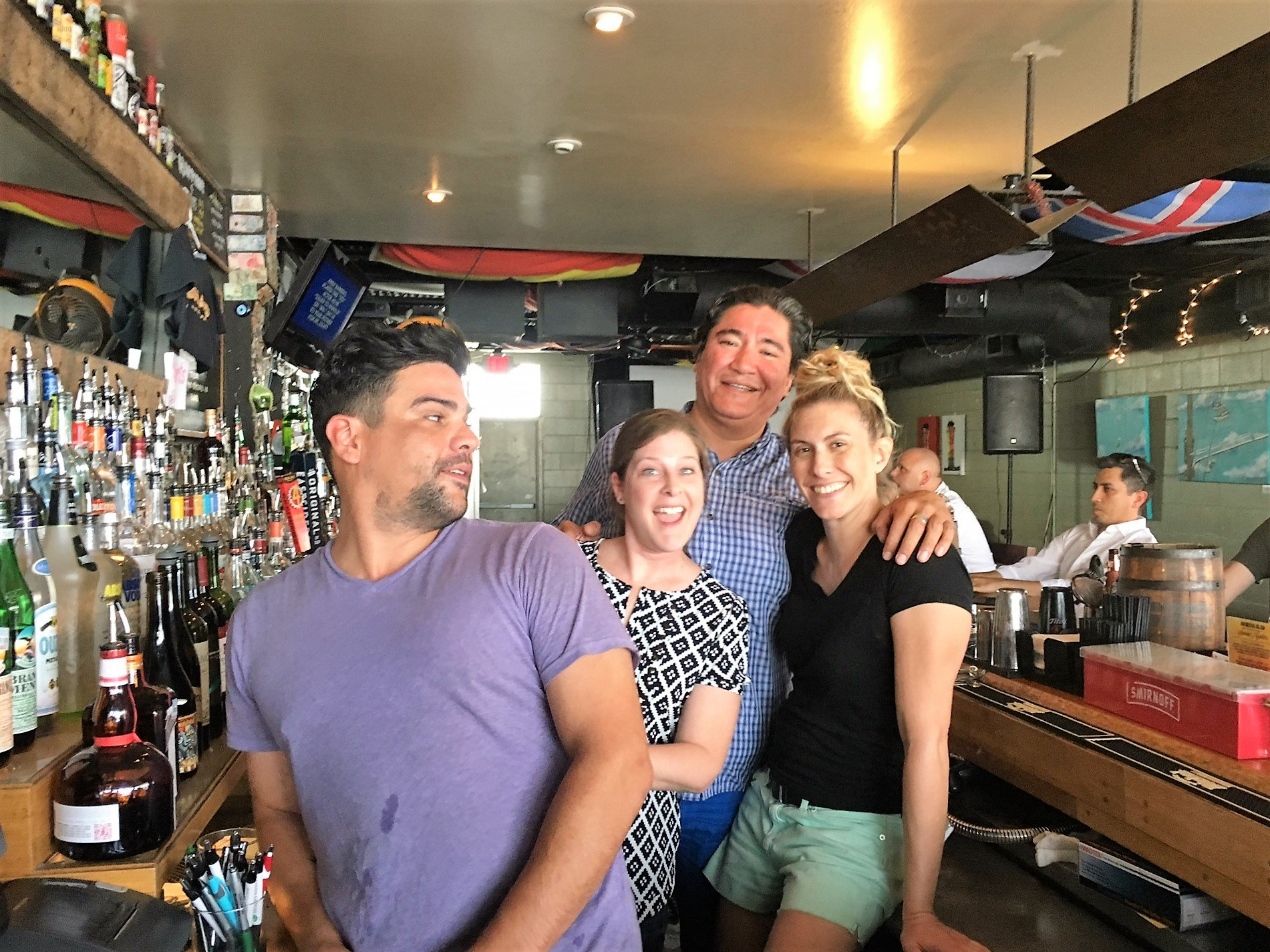 Knomad, Bar in Windsor Park, meet the Owner and Operator Miguel Jimenez - Parkbench