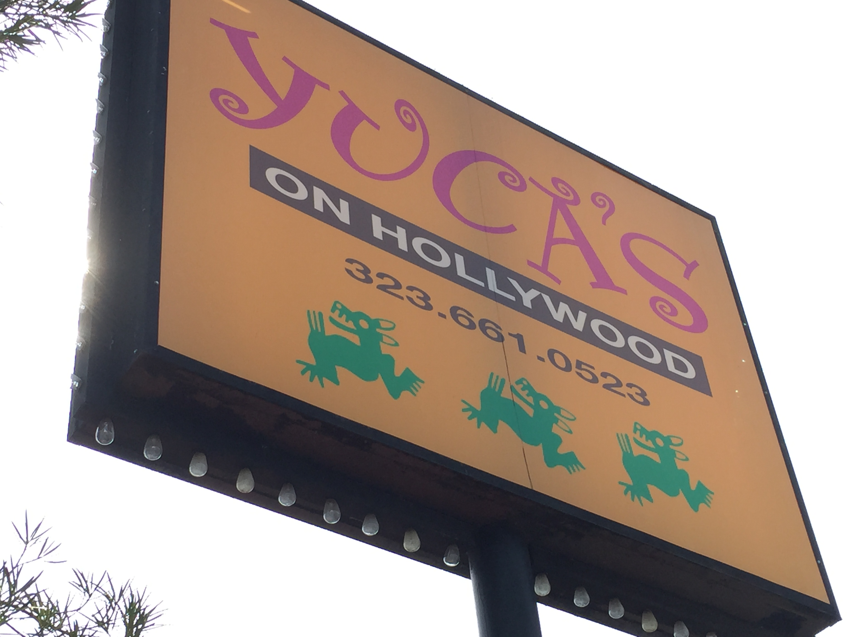 Yuca's on Hollywood