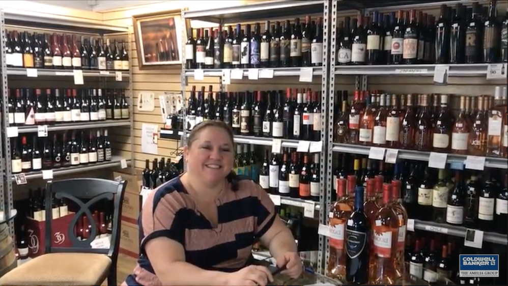 Amelia Island Wine Company, a meeting place for wine and to make new friends!