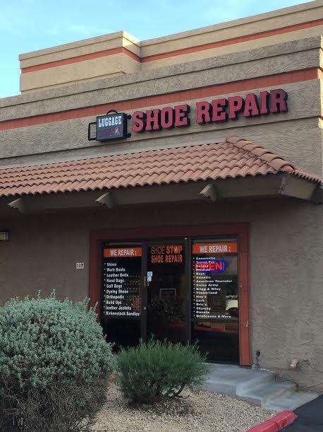 Shoe Repair Scottsdale Shea