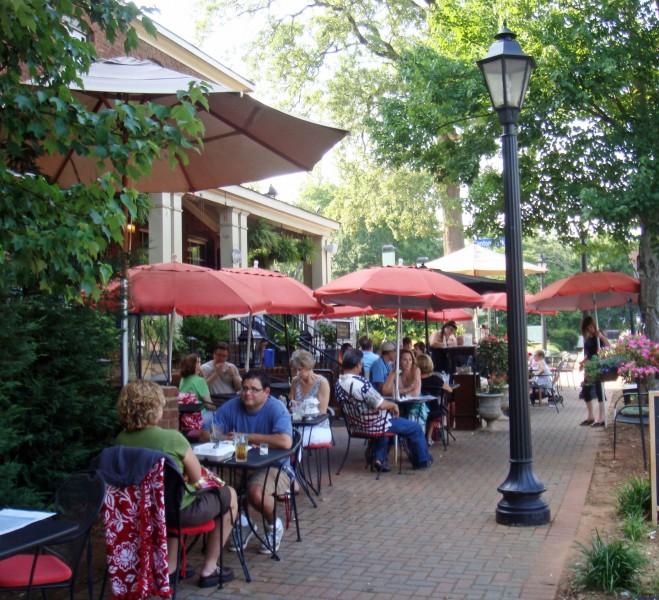 Canton St Restaurants Roswell Ga