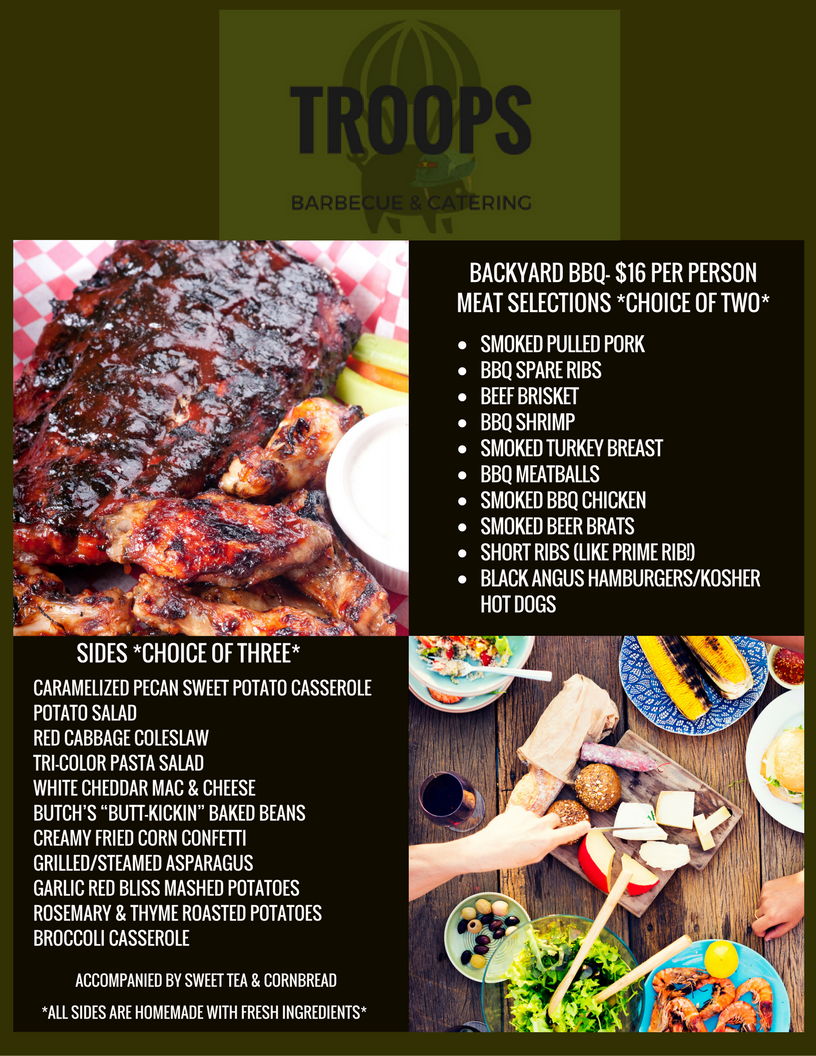 troops bbq and catering in newark pike creek meet the owners
