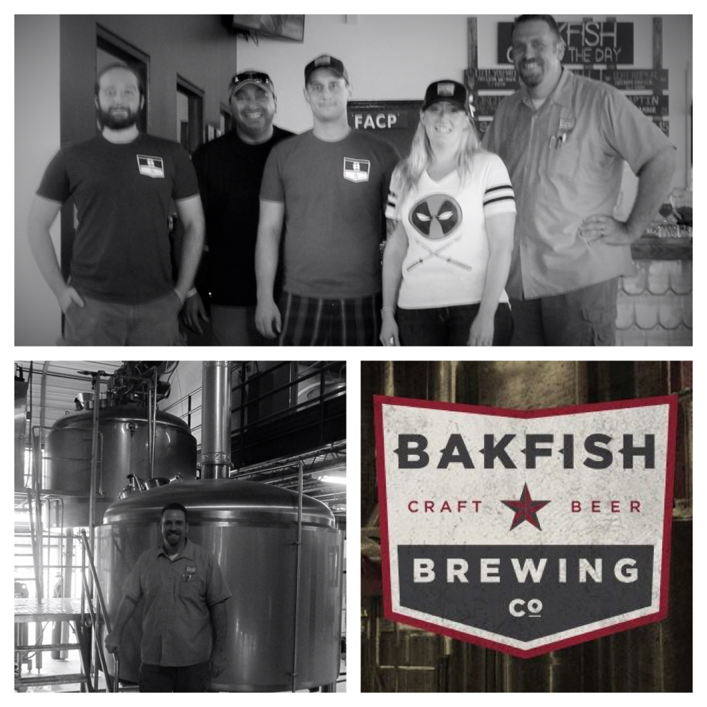 Bakfish Brewing Company in Pearland, meet the Head Brewer/Owner Kris Szecsy