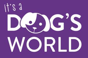 It's A Dog World: Dog Walking