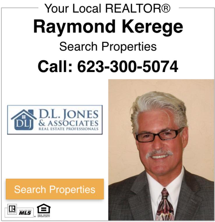 Raymond Kerege ad